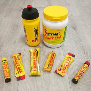 Running Series Pack nutricional 3 action